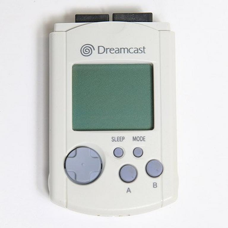 SEGA Dreamcast Visual Memory Unit