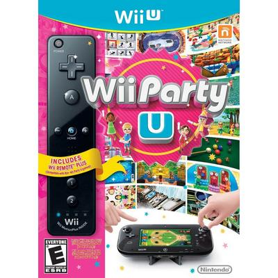 Wii Party U - does not include Wii Remote or Stand