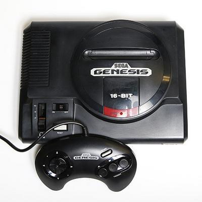 Sega Genesis System
