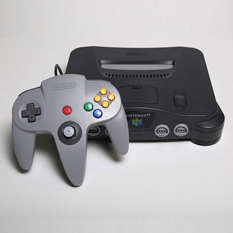 Trade In Nintendo 64 Black | GameStop