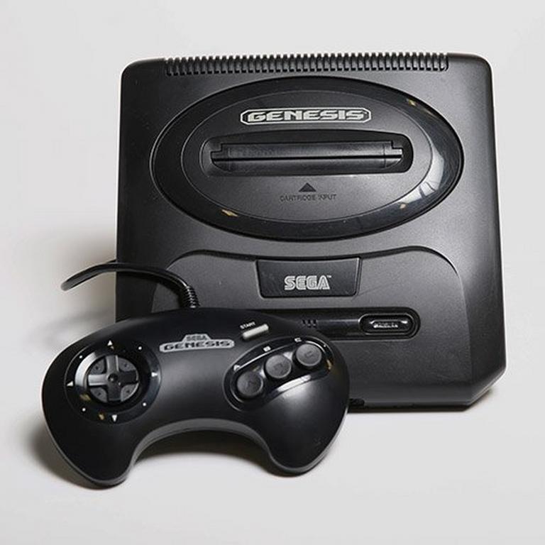 Sega Genesis Slim System