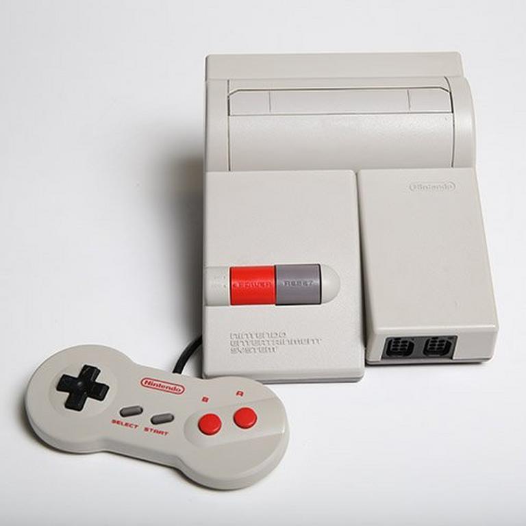 Nintendo NES-101 System