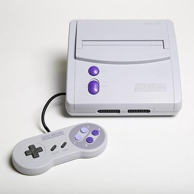 Super Nintendo SNS-101 System