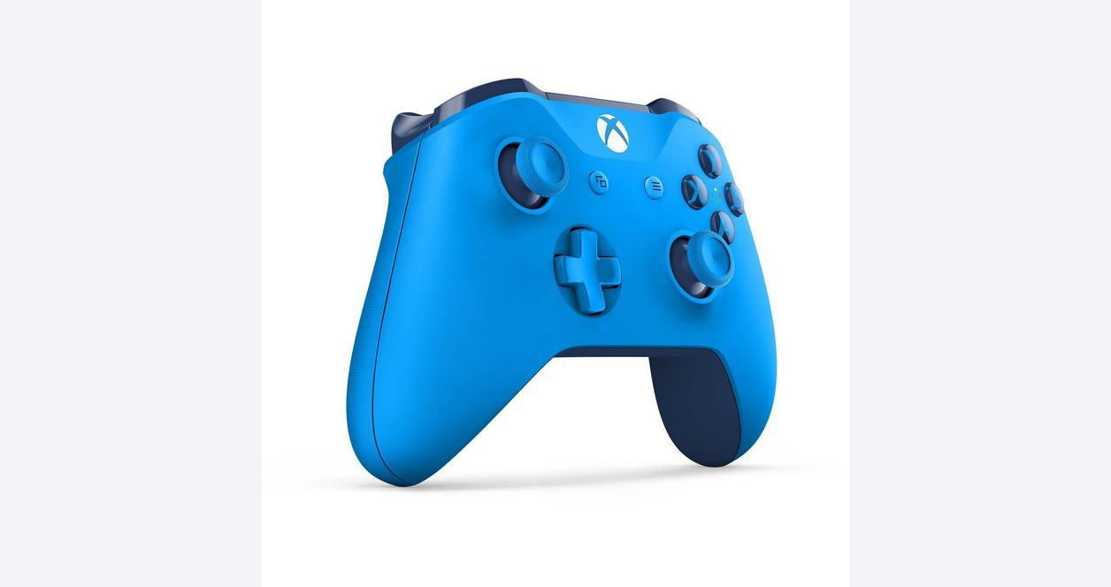 Microsoft Xbox One Carbon Black Wireless Controller