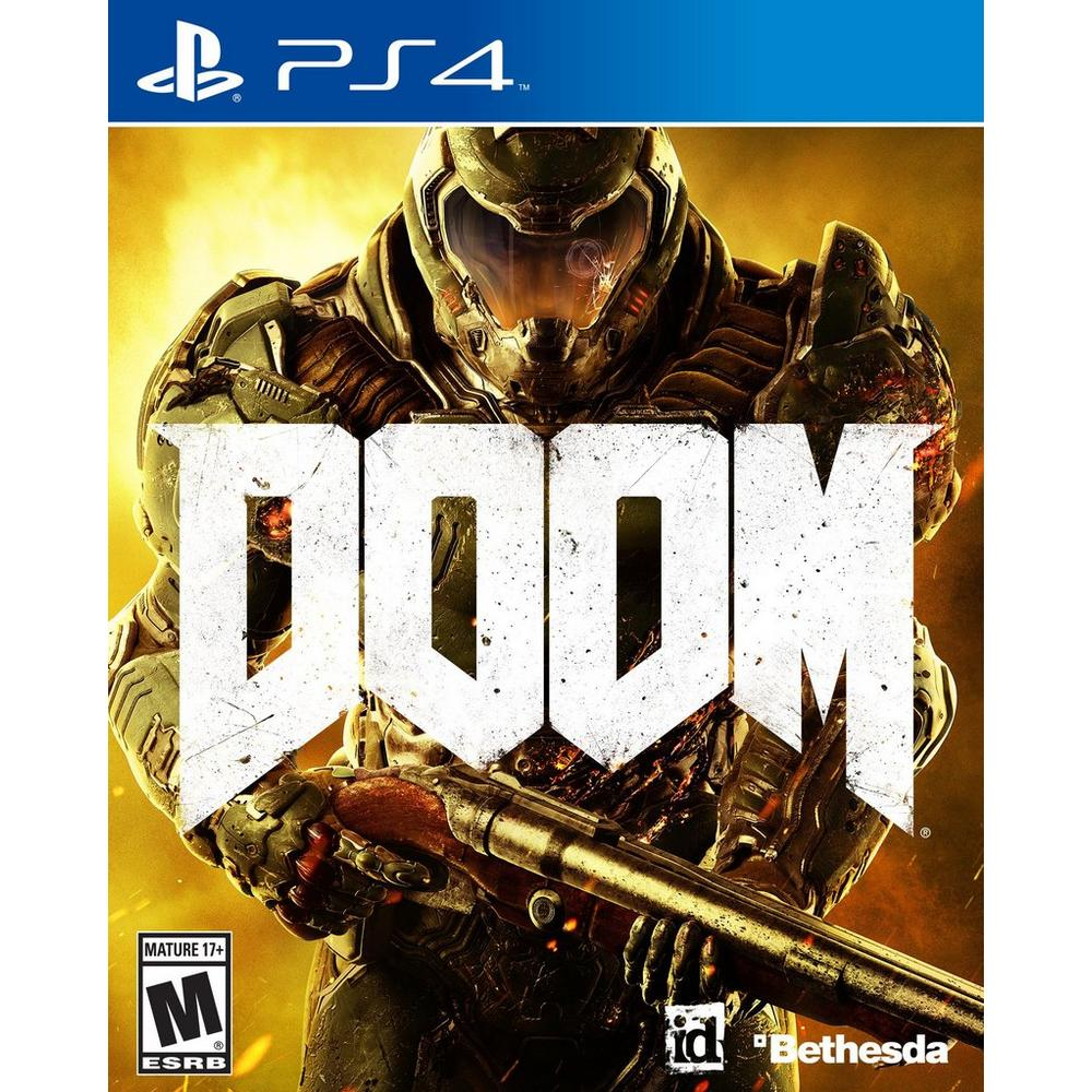 DOOM | PlayStation 4 | GameStop