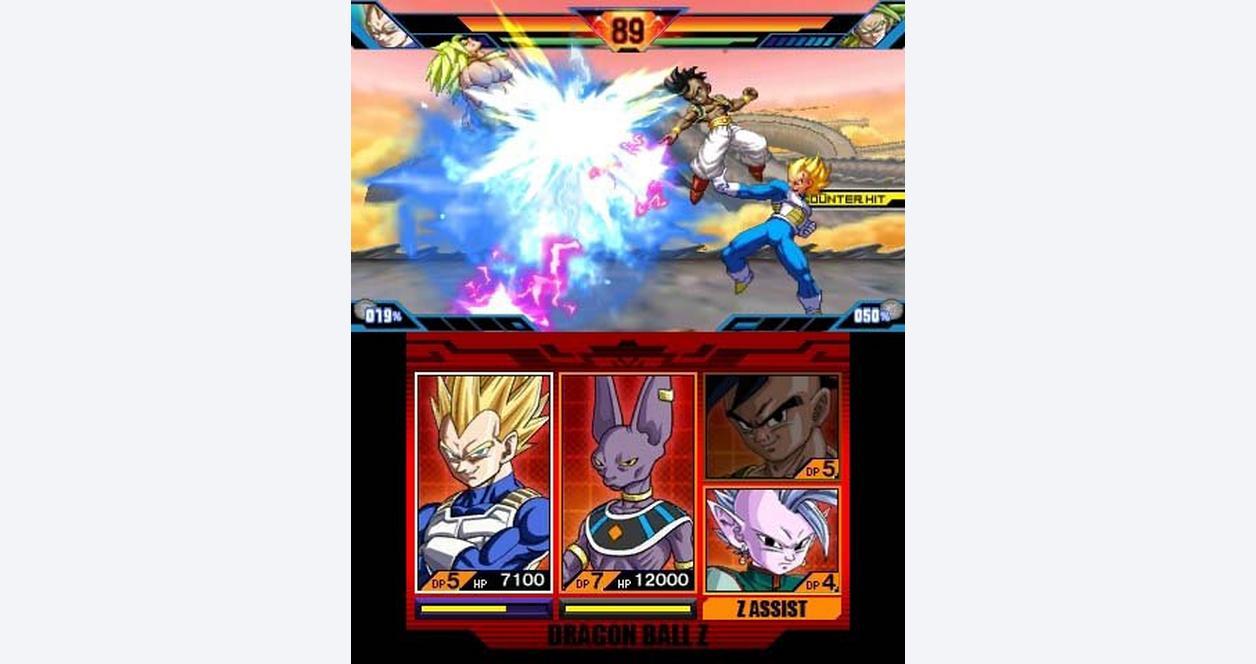 Dragonball Z: Extreme Butoden
