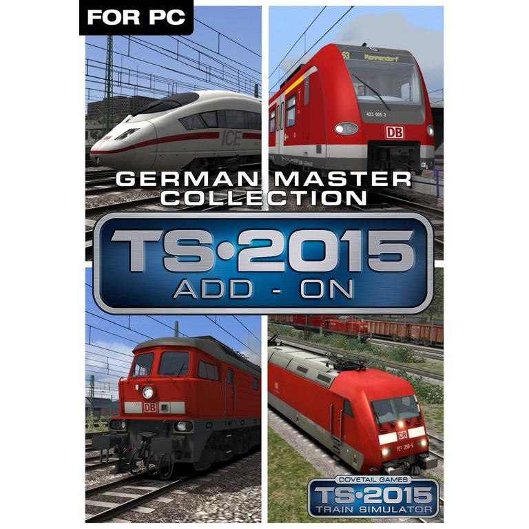 Train Simulator: German Master Collection