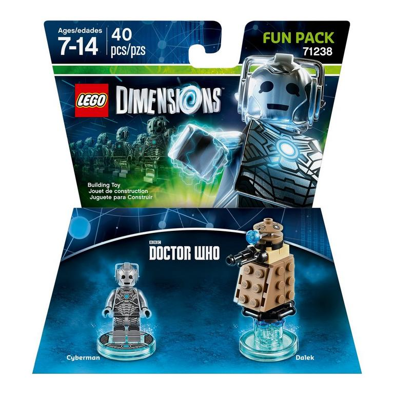 LEGO Dimensions Fun Pack: Cyberman (Doctor Who)