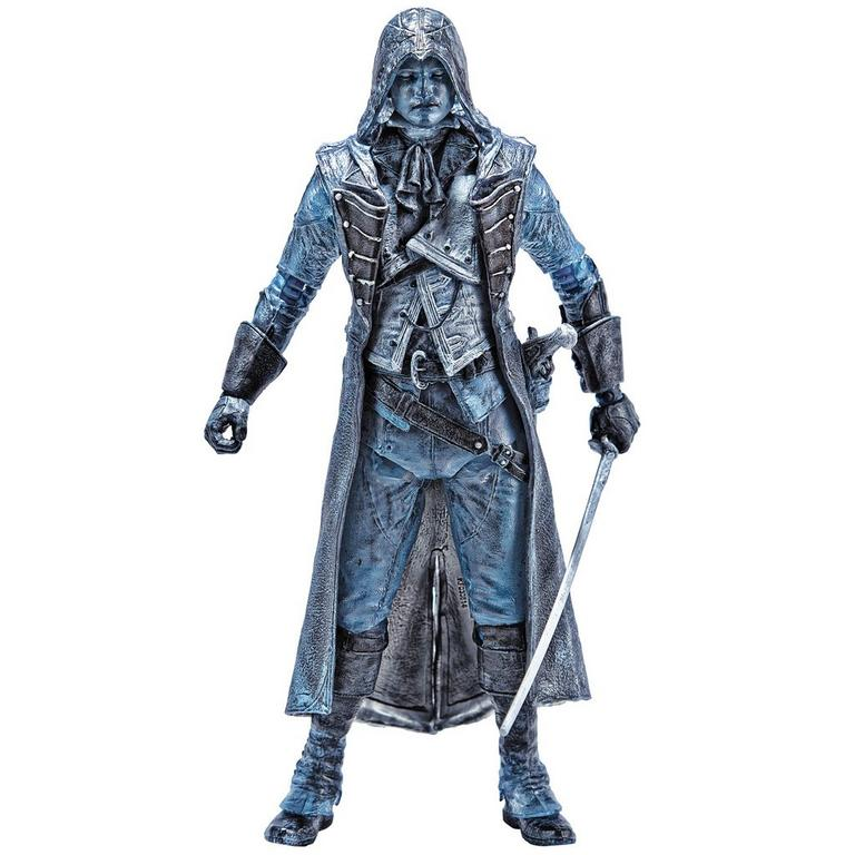 Assassin's Creed Unity Arno Dorian Eagle Vision Series 4 Action Figure