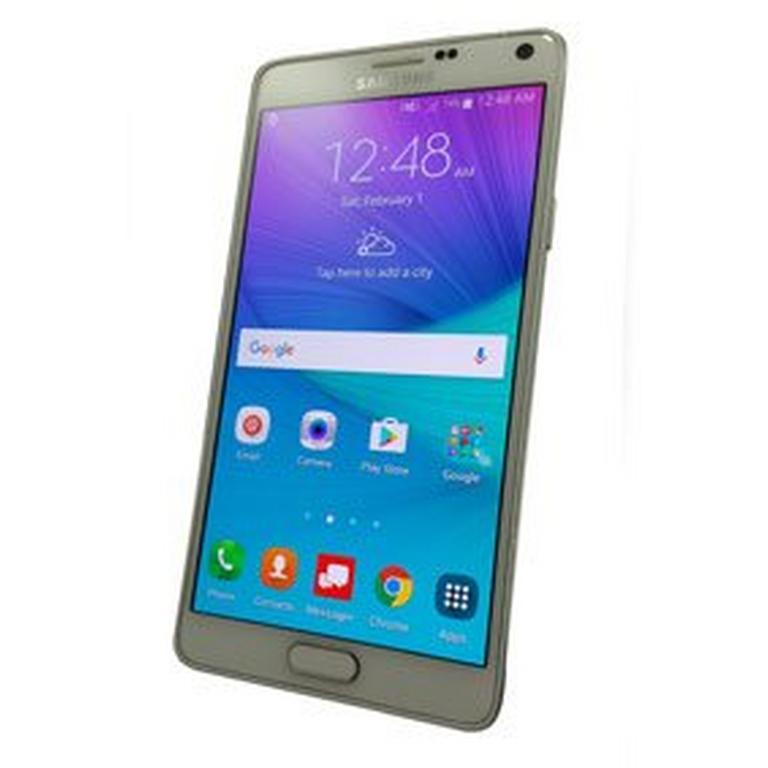 Galaxy Note 4 AT&T GameStop Premium Refurbished