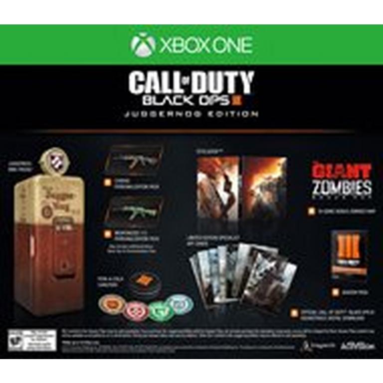 Call of Duty: Black Ops III Juggernog Edition