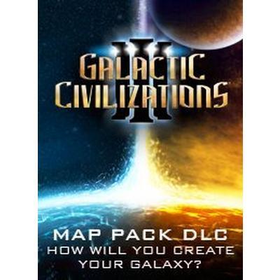 Galactic Civilizations III - Map Pack