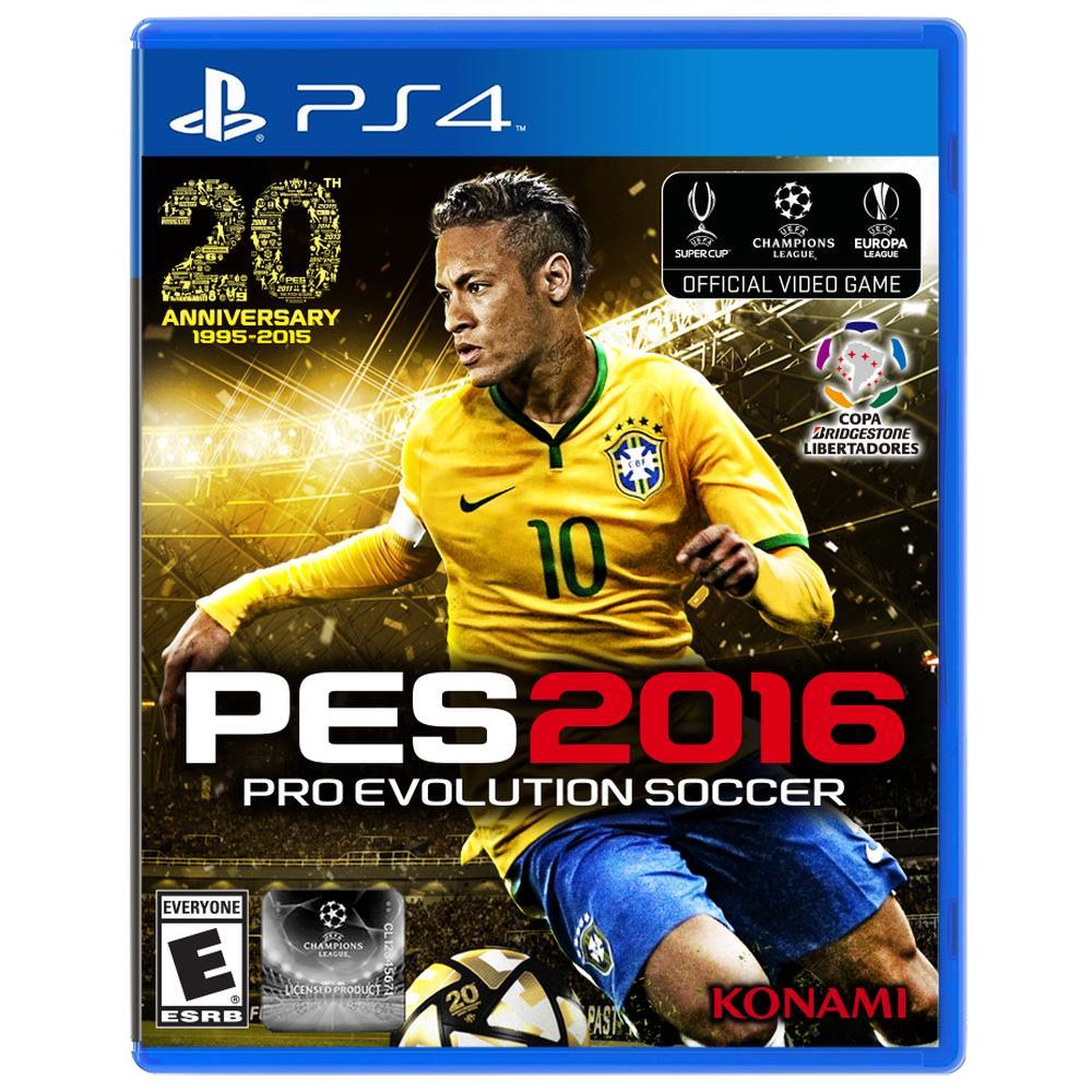 Pro Evolution Soccer 2016   PlayStation 4   GameStop