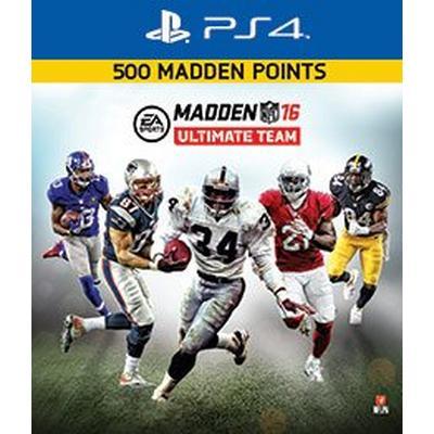 Madden NFL 16 Ultimate Team 500 Points