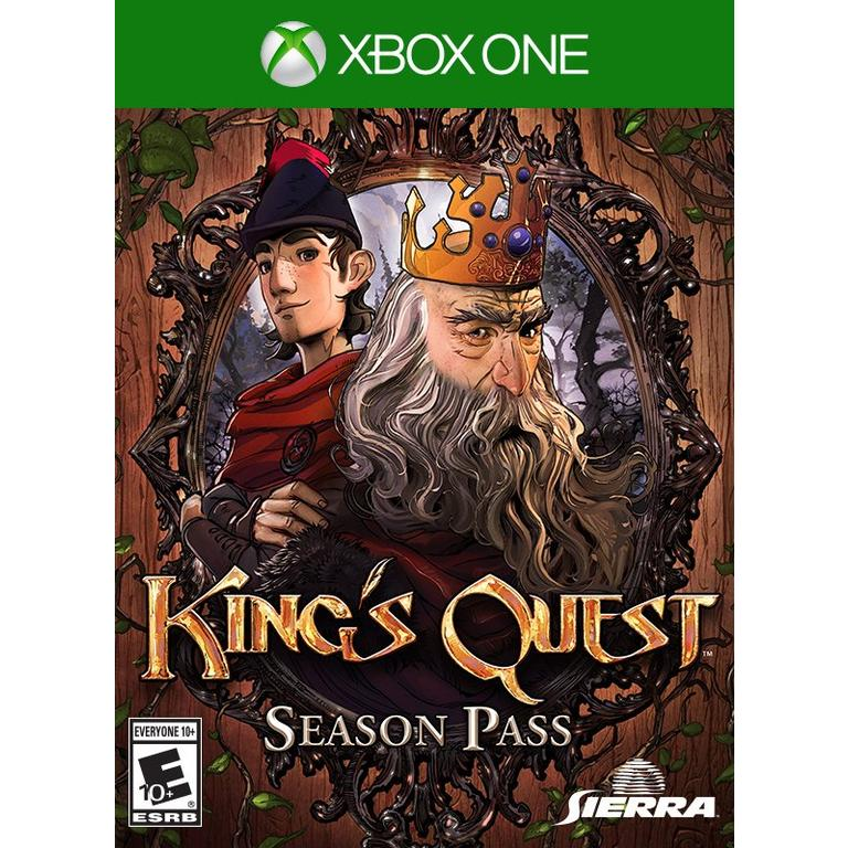 King's Quest: Season Pass Chapters 2-5