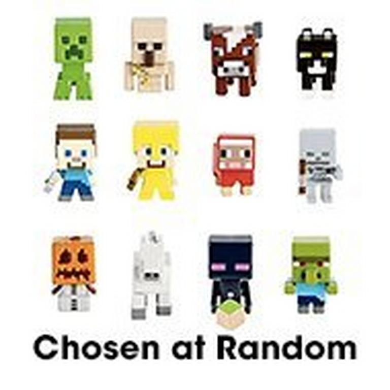 Minecraft Mini Figures Blind Box (Assortment)