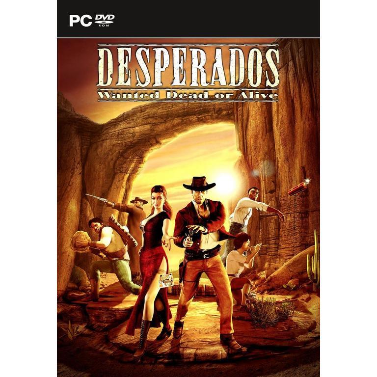 Desperados Wanted Dead Or Alive Pc Gamestop