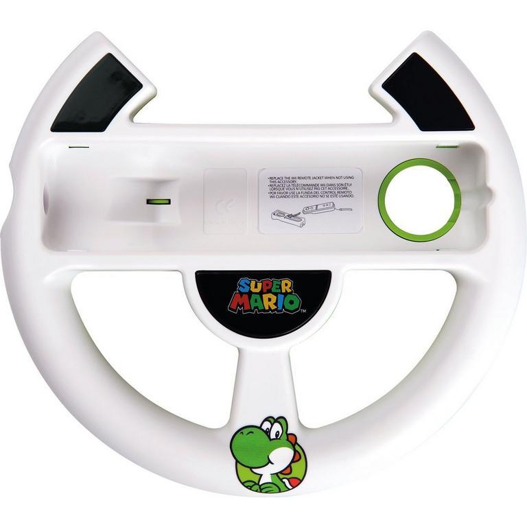 Super Mario Bros. Bowser Racing Wheel for Nintendo Wii U