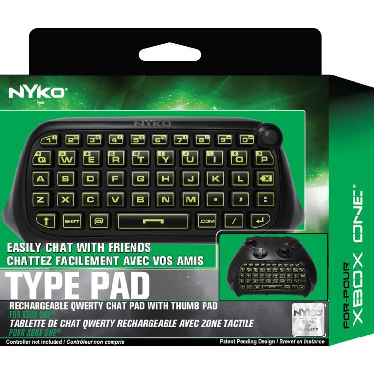 Xbox One Type Pad