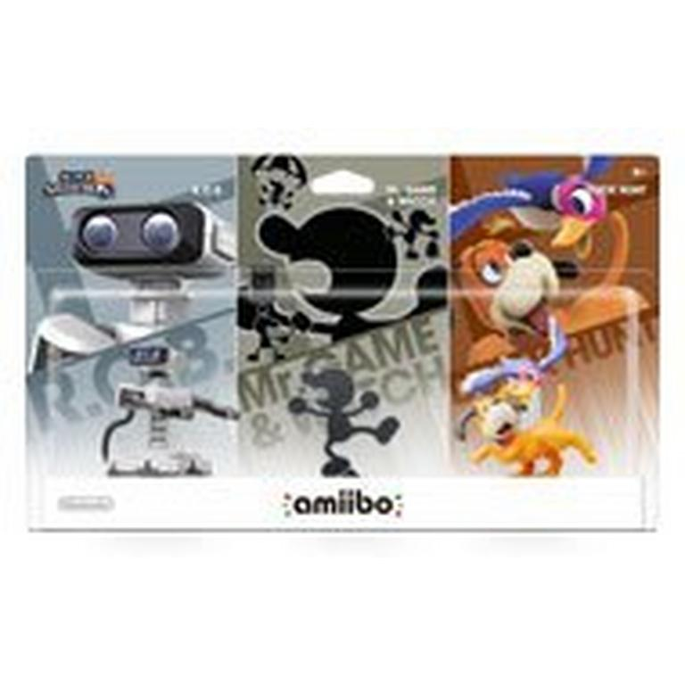 amiibo Retro 3-Pack - Only at GameStop