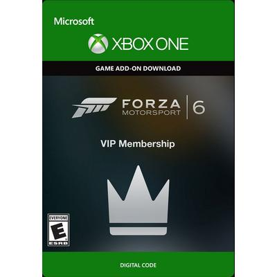 Forza Motorsport 6 VIP Membership