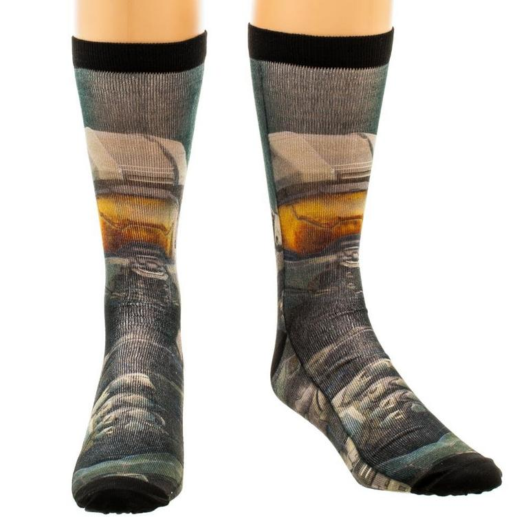 Halo 5 Master Chief Socks