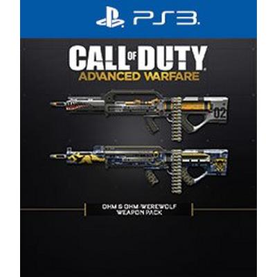Call of Duty: Advanced Warfare OHM Weapons Pack
