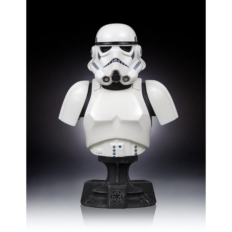Star Wars Episode Iv A New Hope Stormtrooper Bust Only At Gamestop Gamestop