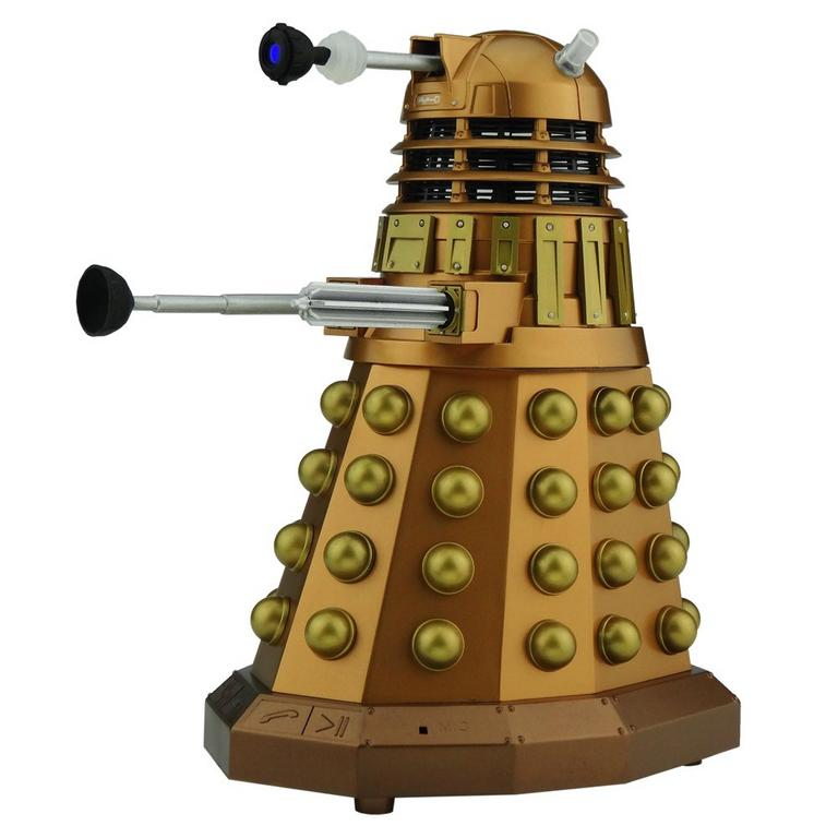 Doctor Who Assault DALEK Portable Bluetooth Speaker with Microphone