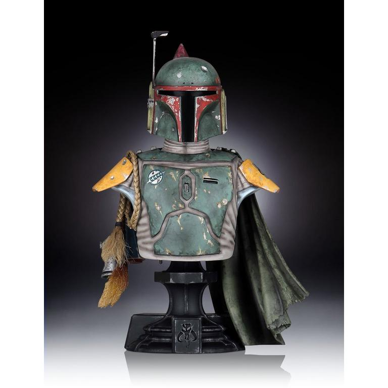 Star Wars Episode VI: Return of the Jedi Boba Fett Bust Only at GameStop