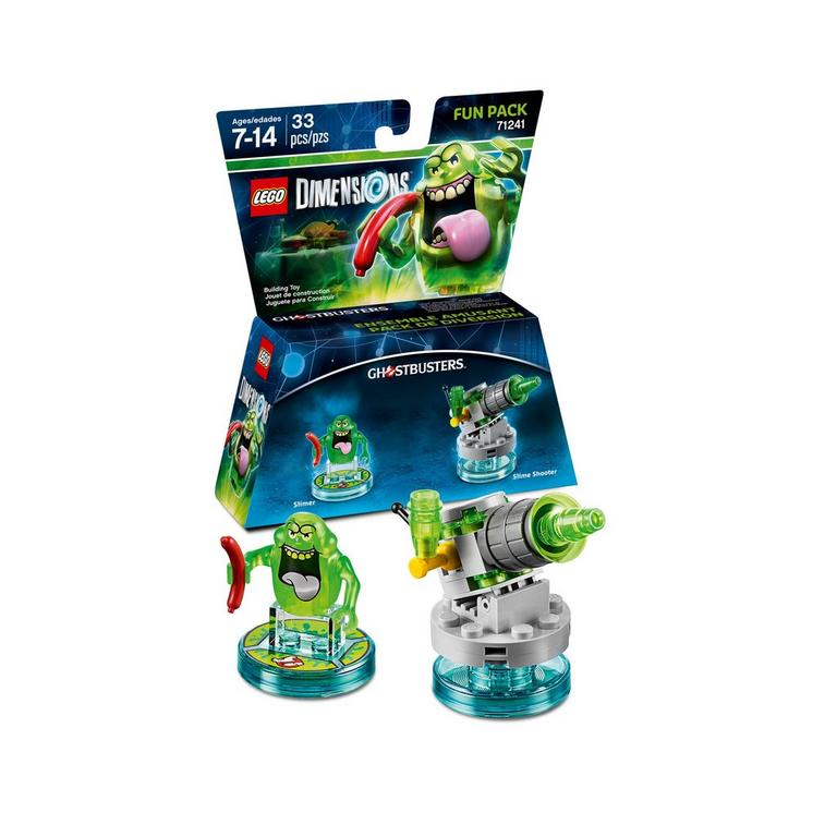 LEGO Dimensions Fun Pack: Slimer (Ghostbusters)