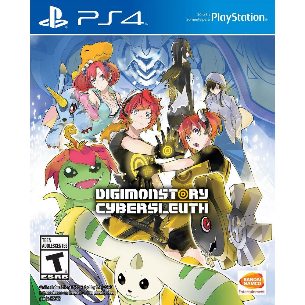 Digimon Story Cyber Sleuth | PlayStation 4 | GameStop