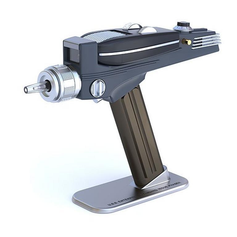 Star Trek Phaser Remote