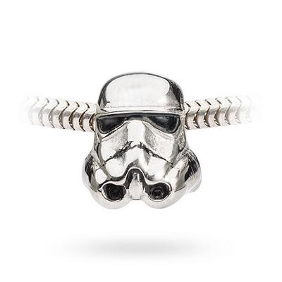 Star Wars Stormtrooper Charm Bead