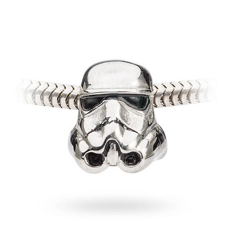 Star Wars Stormtrooper Charm Bead