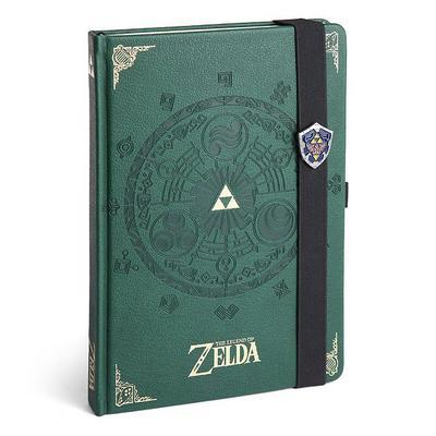 Legend of Zelda Premium Journal - Exclusive - by ThinkGeek