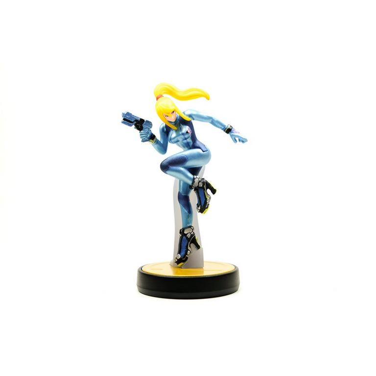 Super Smash Bros. Zero Suit Samus amiibo