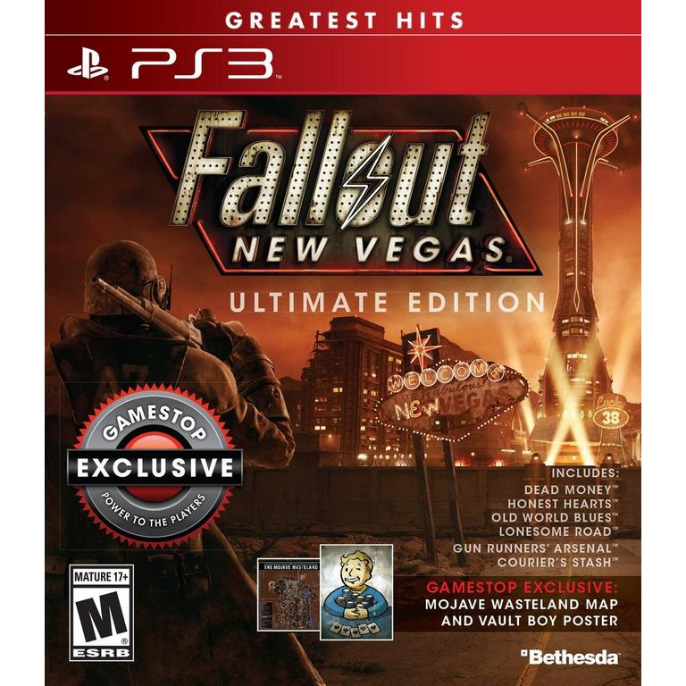 Fallout New Vegas Ultimate Edition - Only at GameStop