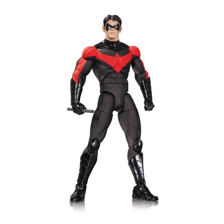 DC Comics Series 1 Nightwing Action Figure