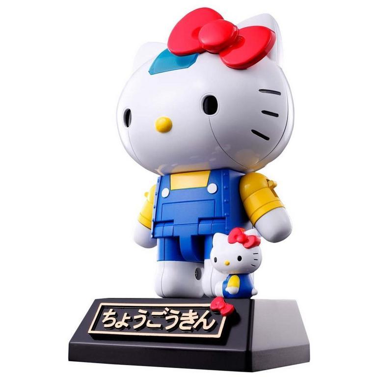 Hello Kitty Blue Statue