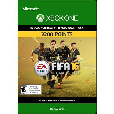FIFA 16 Ultimate Team 2200 Points
