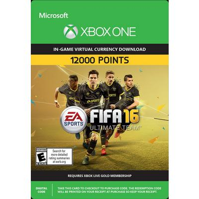 FIFA 16 Ultimate Team 12000 Points