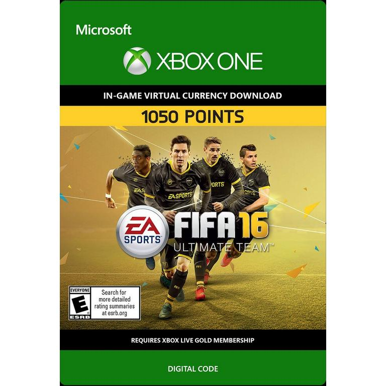 FIFA 16 1,050 Ultimate Team Points