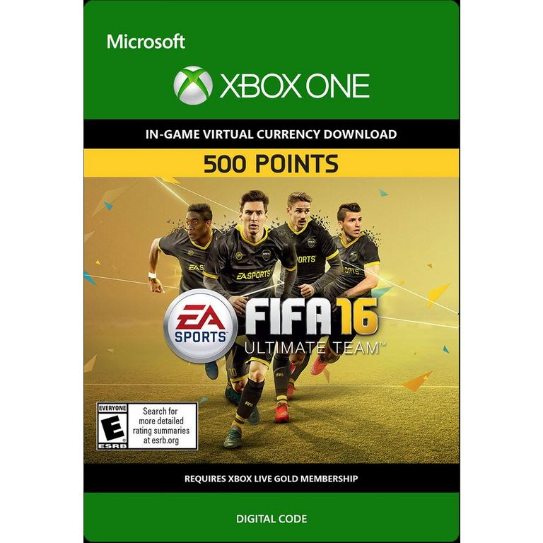 FIFA 16 500 Ultimate Team Points