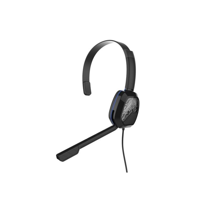 Xbox One Afterglow LVL 1 Black Wired Chat Gaming Headset
