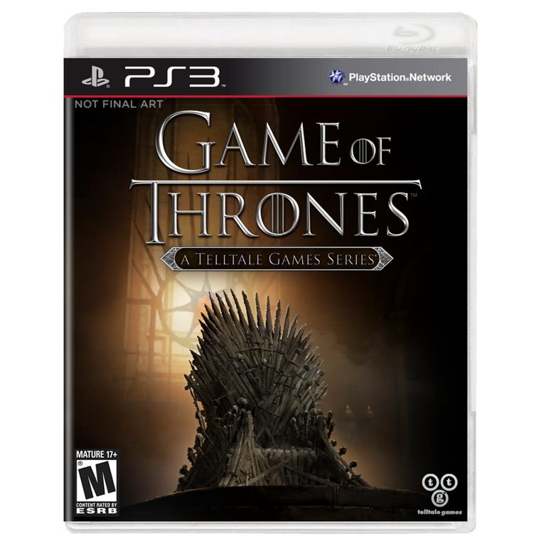 Game of Thrones: a Telltale Game Series