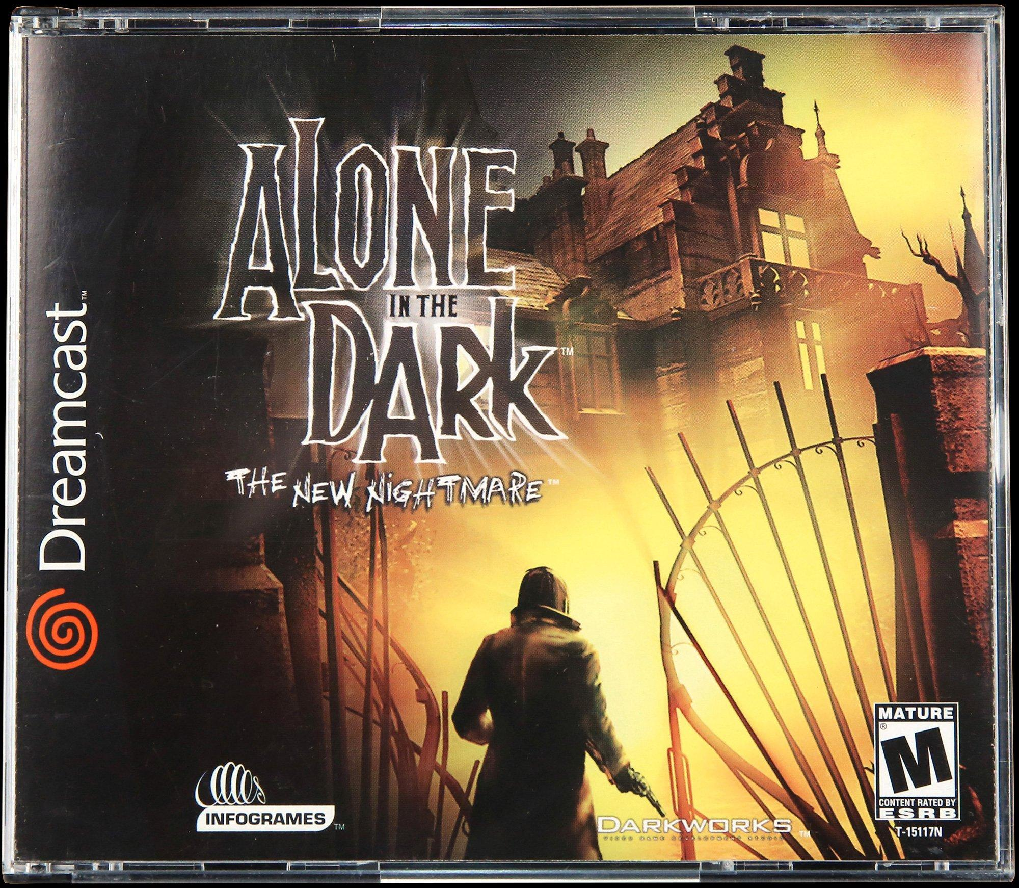 Alone In The Dark The New Nightmare Sega Dreamcast Gamestop