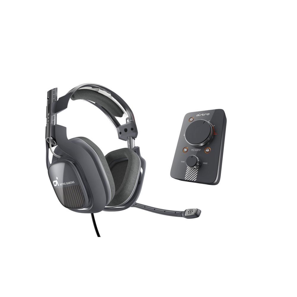 Astro A40 Headset + MixAmp Pro - Black (Astro Refurbished) | <%Console%> |  GameStop