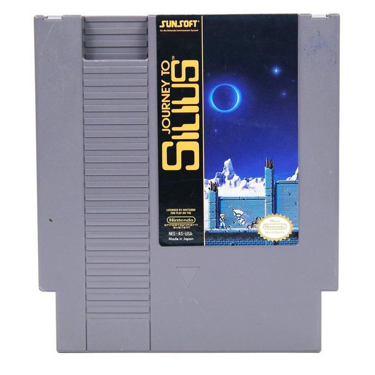 Journey Silius