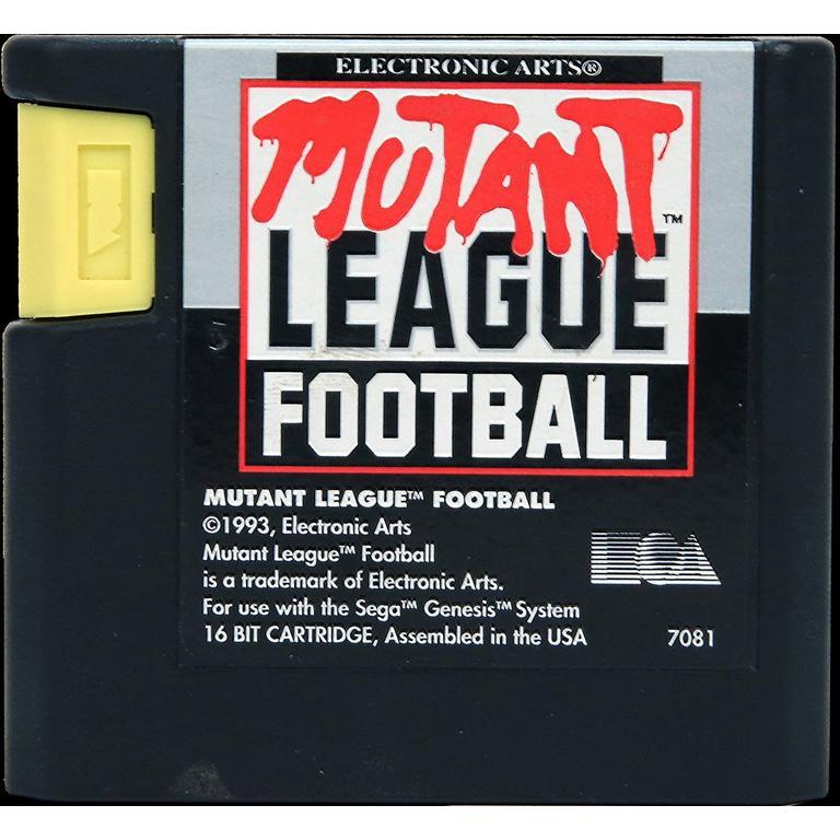 Mutant League Football